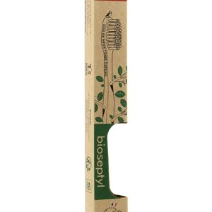 Brosse à dents biodégradable Medium en Bois de Hêtre - Dubois Bioseptyl Destockage